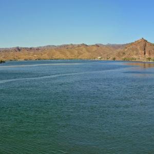 view of a cove in lake Havasu arizona